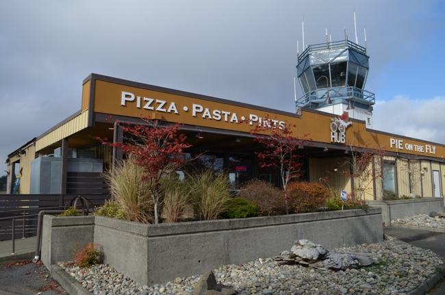 The Hub Restaurant at Tacoma Narrows Airport